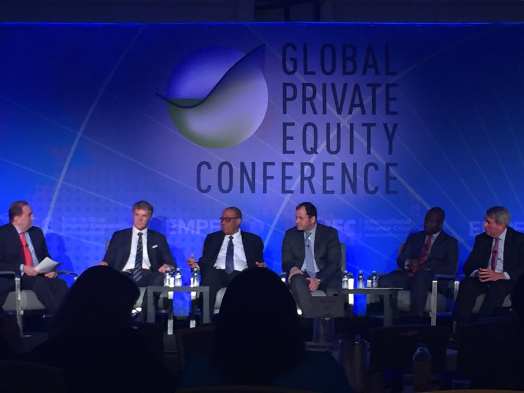"""Creating Value and Maximizing Opportunities: What Does Private Equity Bring to the Table?"" Panel"